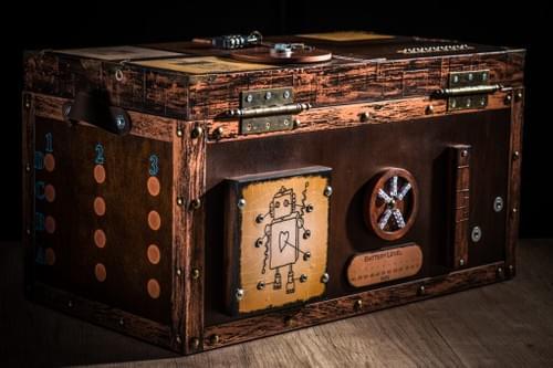 Escape Box - Met Het Bedrijf - Robots VS. Humans