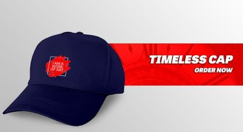 TIMELESS ATHLETE CAP