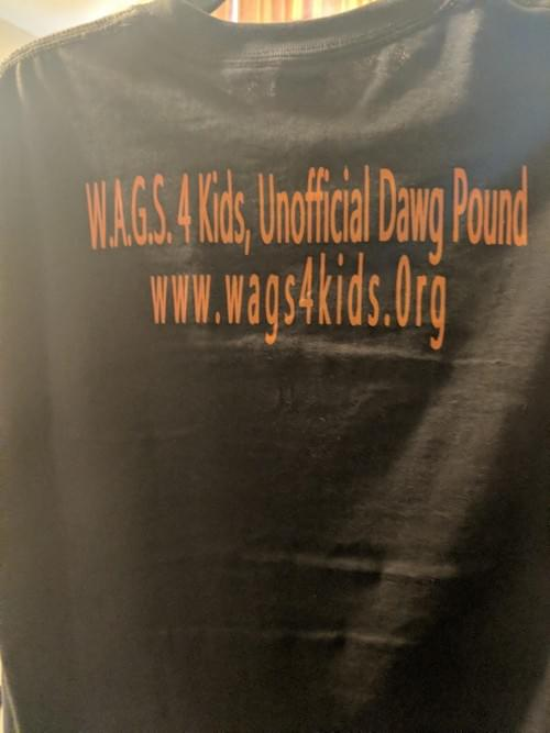 #GCIGivesBack Cleveland Football T-Shirt