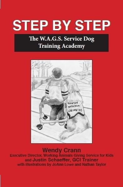 Step By Step: The W.A.G.S. Service Dog Training Academy