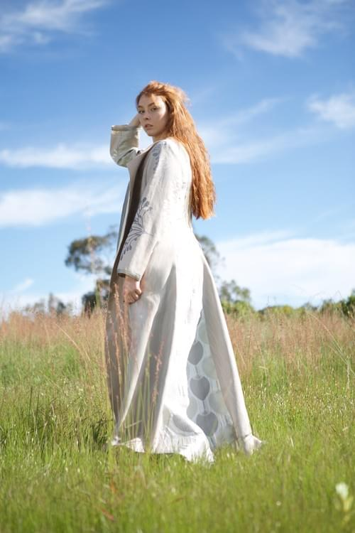 Eucalyptus in the wind