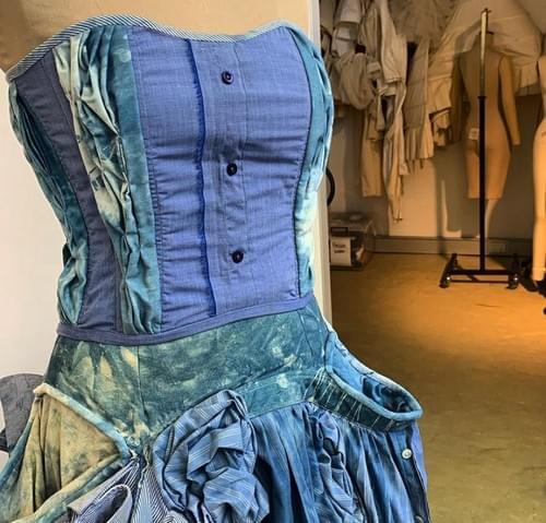 Bespoke Corset (Images for illustration purposes only)