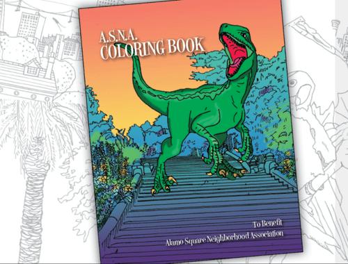 ASNA Coloring Book