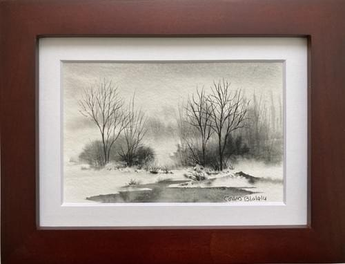 Frozen Still