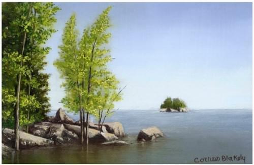 Bandstand Island