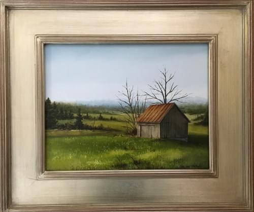 Northern Vermont Barn