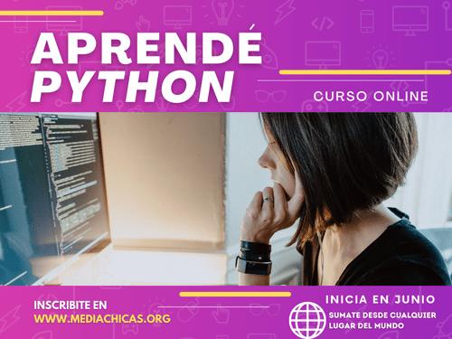 Curso Python para todas