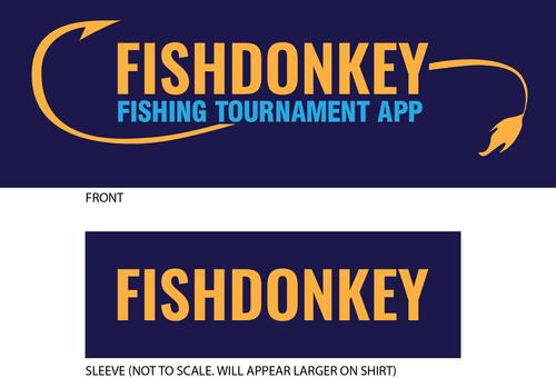 FishDonkey Tri-blend Longsleeve Shirt