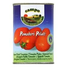 Tomates entières pelées BIO 480g