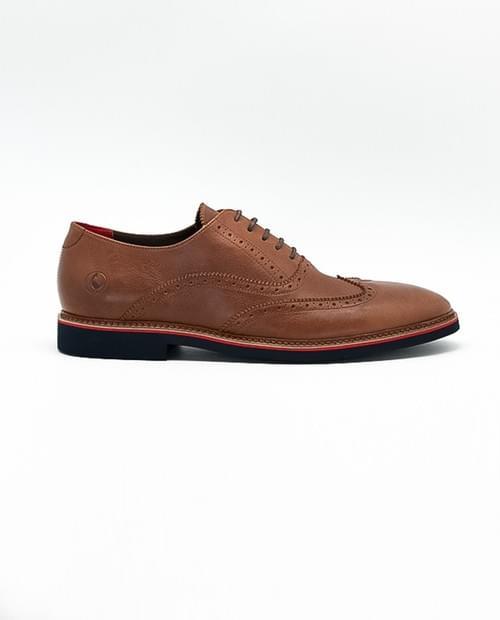 Zapato El Ganso Oxford Piel Marrón