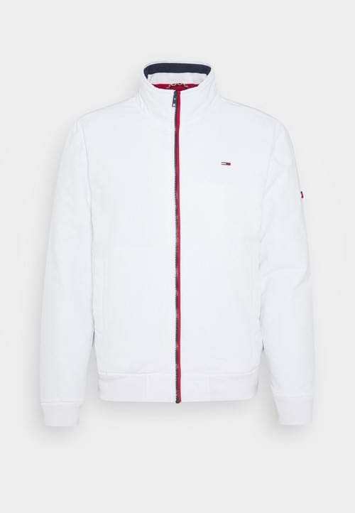 Cazadora Tommy Jeans Essential Padded Jacket Blanca