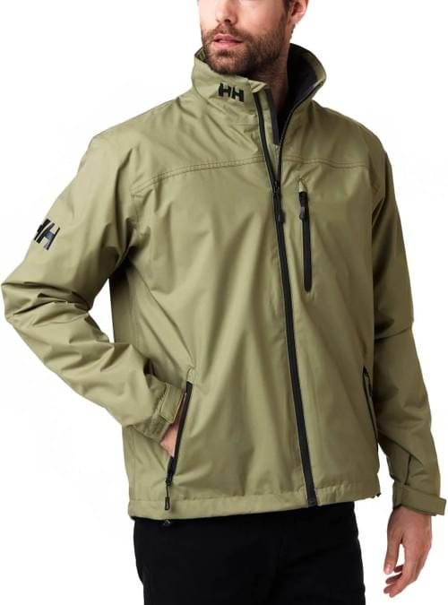 Helly Hansen Crew Jacket Verde