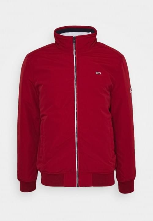 Cazadora Tommy Jeans Essential Padded Jacket Granate
