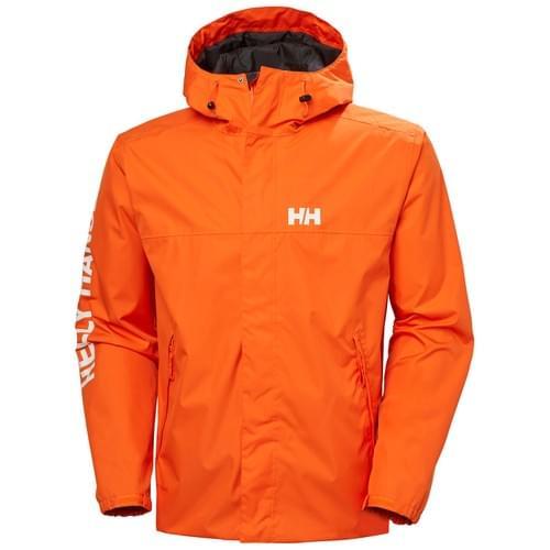 Helly Hansen Evik Jacket Naranja
