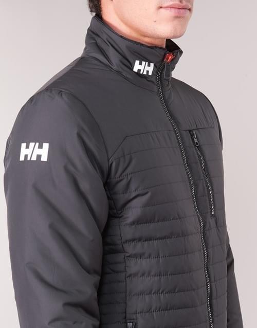 Chaqueta Helly Hansen Crew Insulator Negra