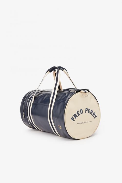 Bolsa Fred Perry Azul