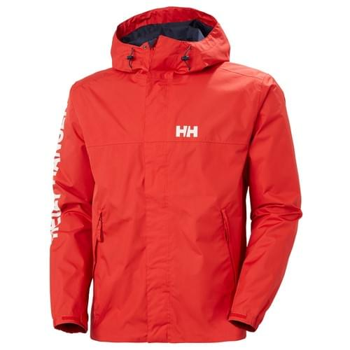 Helly Hansen Evik Jacket Roja