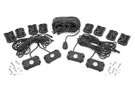 Rough Country LED Rock Light Kit (Set 4)