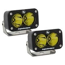 Baja Design S2 Sport, Spot LED Amber Pair