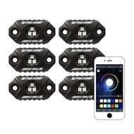 Pro Comp RGB 6 LED 9W Rock Light Kit