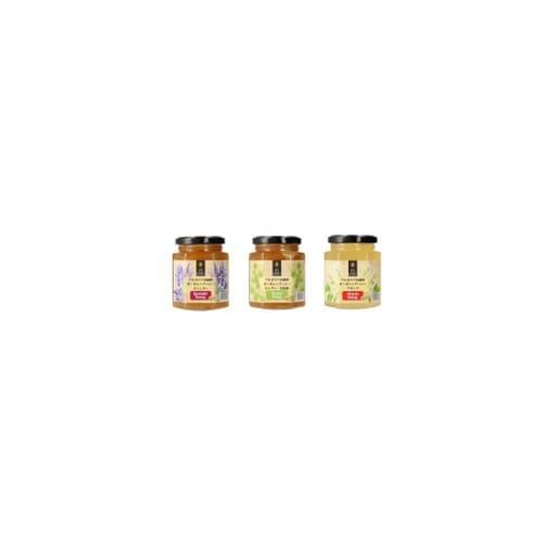 期間限定 EUオーガニック規定認定ブルガリア産生蜂蜜3種セット(送料無料)