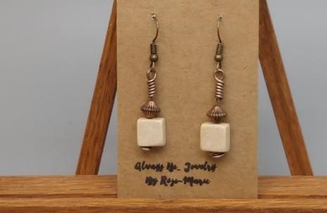 Earrings by Always Be Jewelry by Rose-Marie