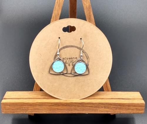 Earrings by Create Happy