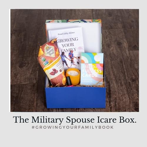 The Military Spouse iCare Box