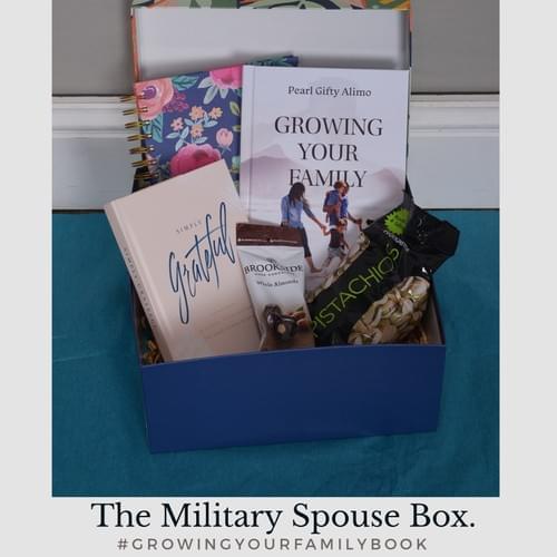 The Milspouse Bestie  iCare Box
