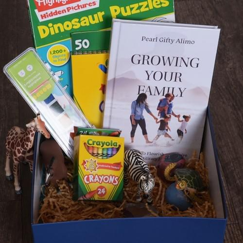 The Military Child iCare Box