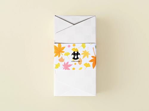 三個パッケージ