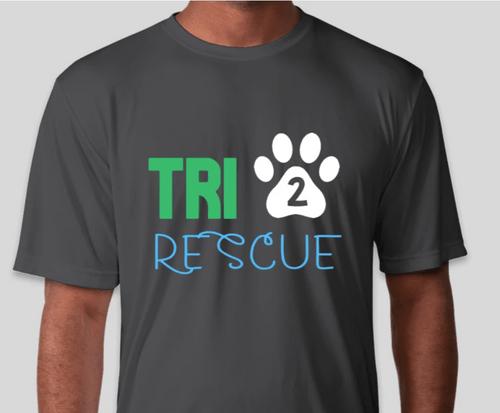 Tri2rescue Performance T-Shirt