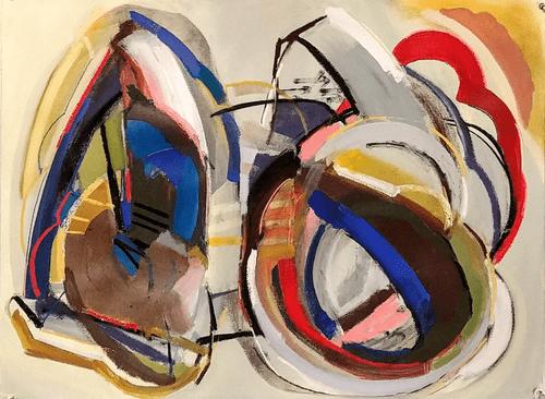 Love Poem to Kandinsky