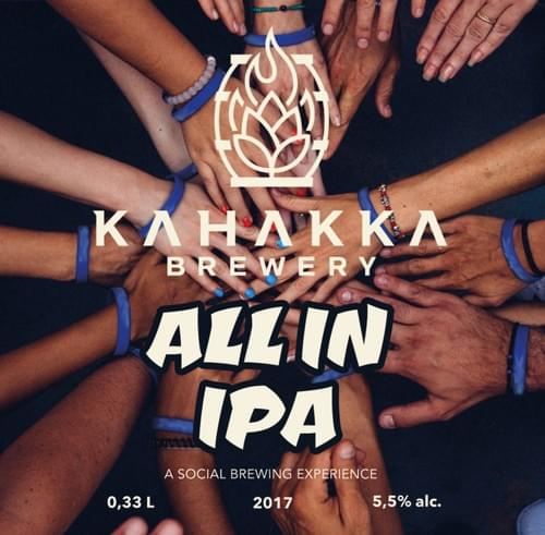 All In IPA 5,5%