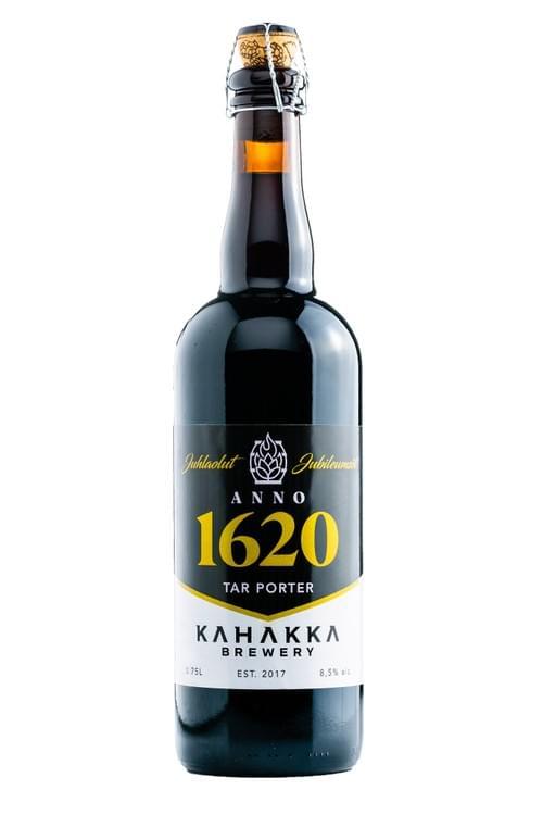 1620 Jubilee Beer - Tar Porter 8,5%