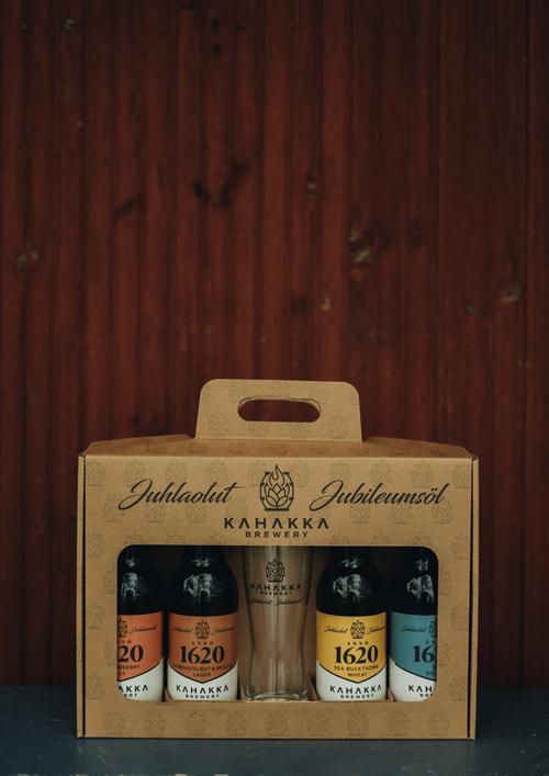 Anno 1620 Jubileumsöl 4-pack