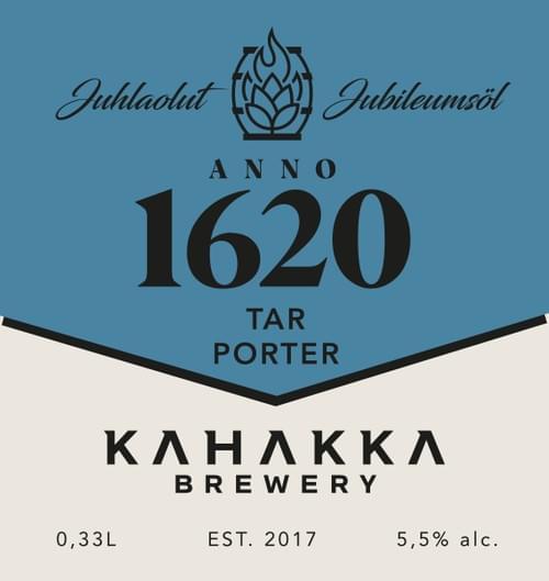 Anno 1620 Terva Portteri 5,5%