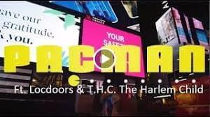 T.H.C x Locdoors- Pacman