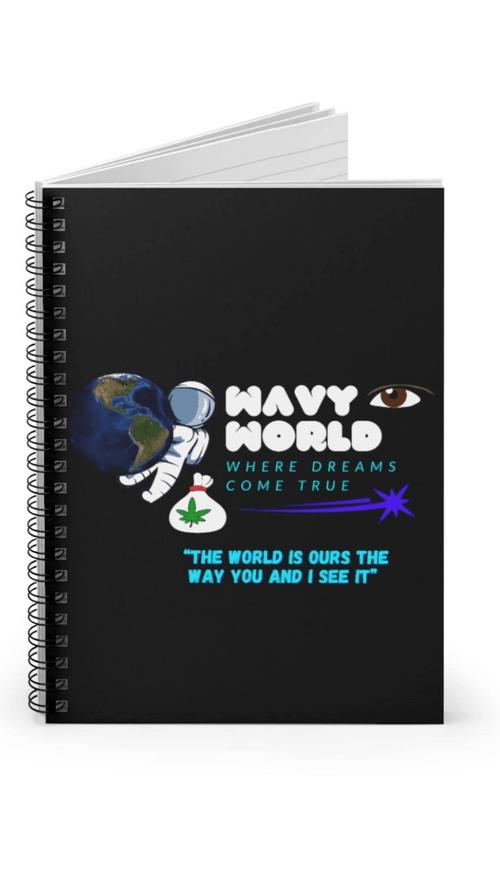 WavyWorld Notebook