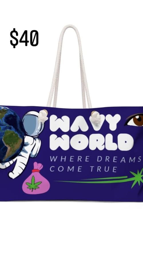 WavyWorld Big Bag