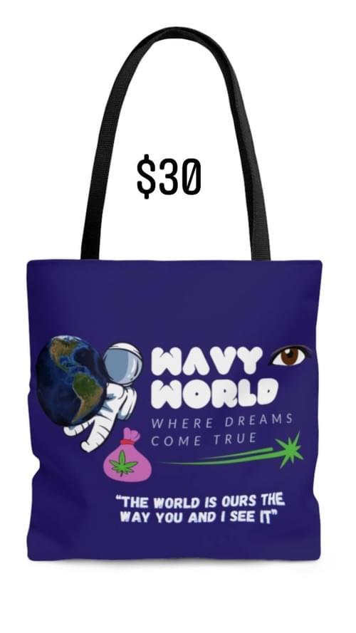 WavyWorld Bag