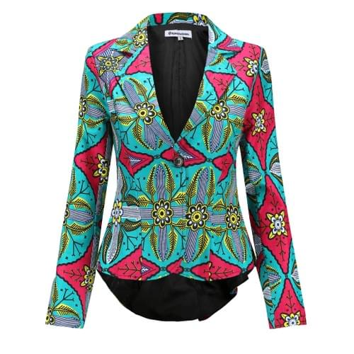 African Blazer - Collection 2