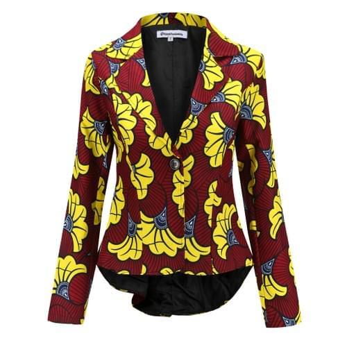 African Blazer - Collection 1