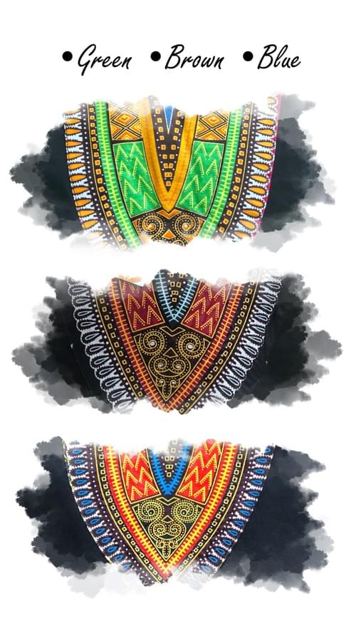 African Hoodies - Unisex - 3 Color Options