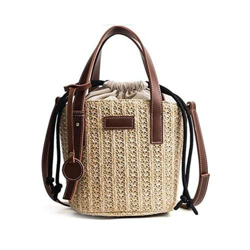 Elegant Straw Bag