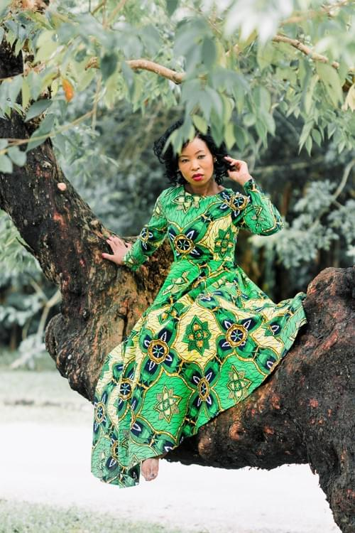 African Maxi Dress Collection 1 - 5 Color Options