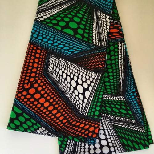 African Head Wrap - Gaia