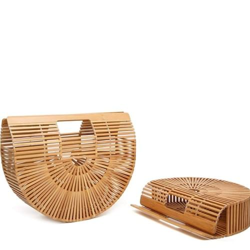 Bamboo Bags - 3 Color Options