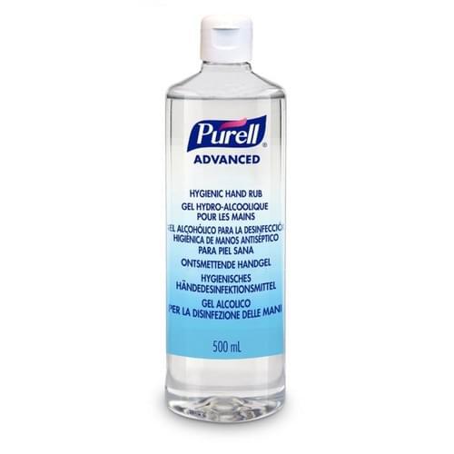 Gel Hydro Alcoolique Purell 500ml