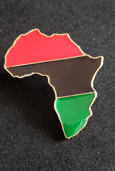 Afrika Garvey Pendant